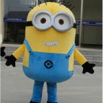 Minion Kostüm Ganzkörper