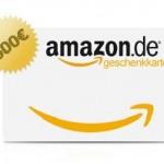 500 Euro Amazon Gutschein Email seriös