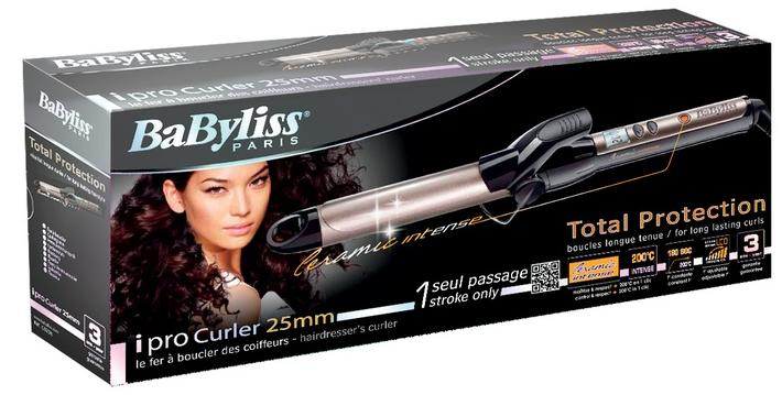 babyliss c525e ipro 200 test