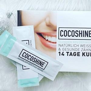 cocoshine erfahrungen kokosöl weiße zähne