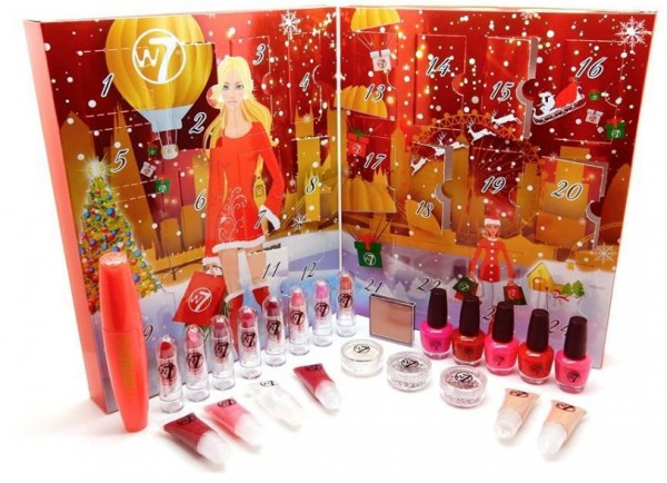 maybelline new york adventskalender 2017