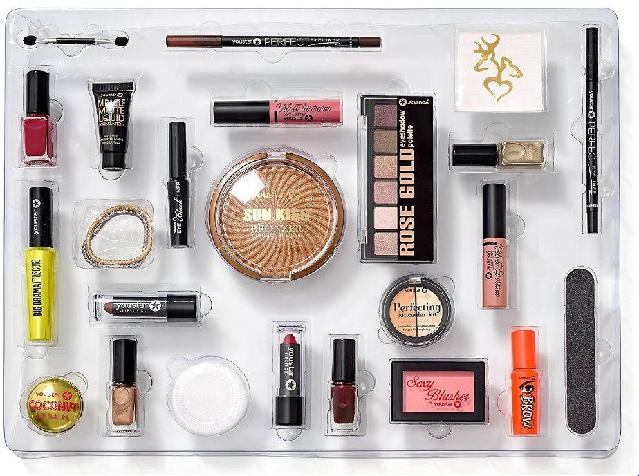 Make Up Weihnachtskalender.Kosmetik Beauty Adventskalender Testsieger Testberichte