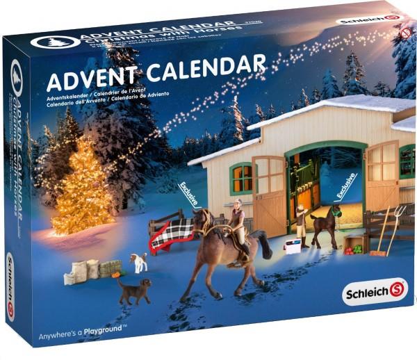 Hier geht´s zum Schleich 97051 – Adventskalender Pferde 2015