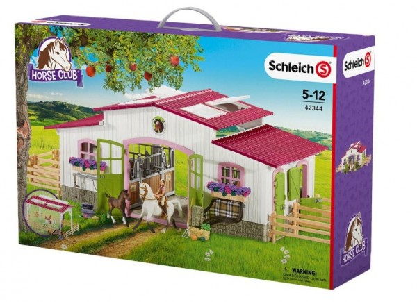schleich adventskalender pferde g nstig kaufen testberichte. Black Bedroom Furniture Sets. Home Design Ideas