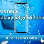 Samsung Galaxy S8 Gewinnspiel 2017