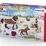 Schleich Adventskalender Pferde 2017 günstig kaufen