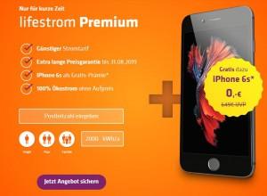 lifestrom prämie apple iphone 6s erfahrungen testbericht